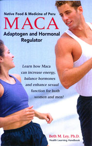 Maca: Adaptogen and Hormonal Regulator