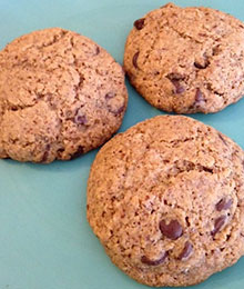 Dr. Beth's Gluten-Free Chocolate Chip Cookies