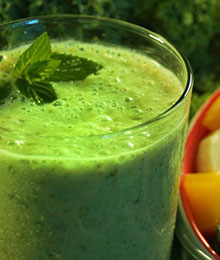 Dr. Beth's Green Detox Smoothie