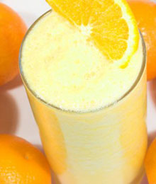 Dr. Beth's Orange Dream Smoothie