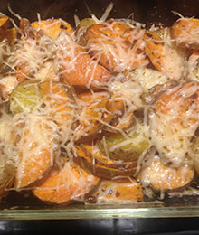 Dr. Beth's Anti-inflammatory Sweet Potatoes